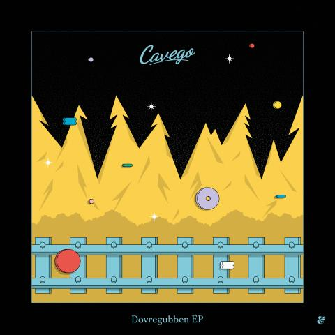 Cavego's EP 'Dovregubben' is out now!